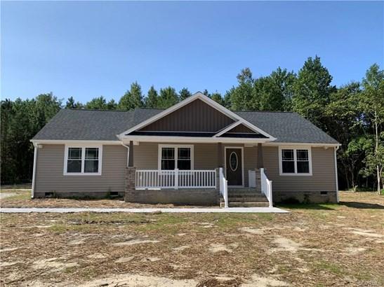 Ranch, Single Family - Prince George, VA