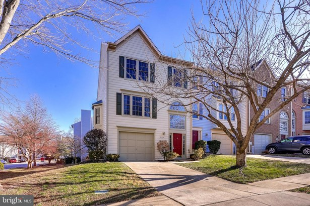Townhouse, Row/Townhouse - COLUMBIA, MD