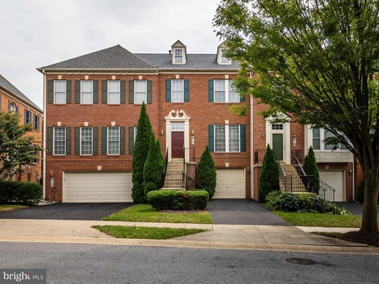 Townhouse, Row/Townhouse - GAITHERSBURG, MD