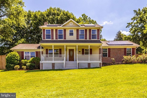 Detached, Single Family - FREDERICK, MD