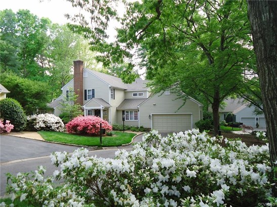 Townhouse, Colonial, Two Story - Henrico, VA