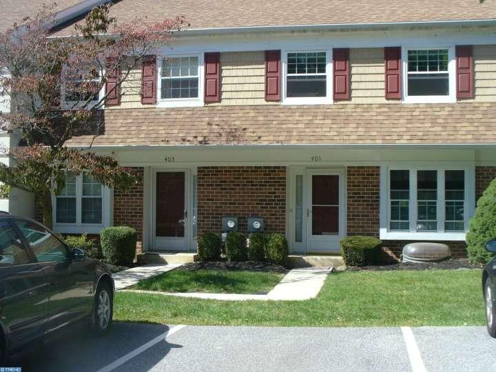 Row/Townhouse, Colonial - WALLINGFORD, PA (photo 1)
