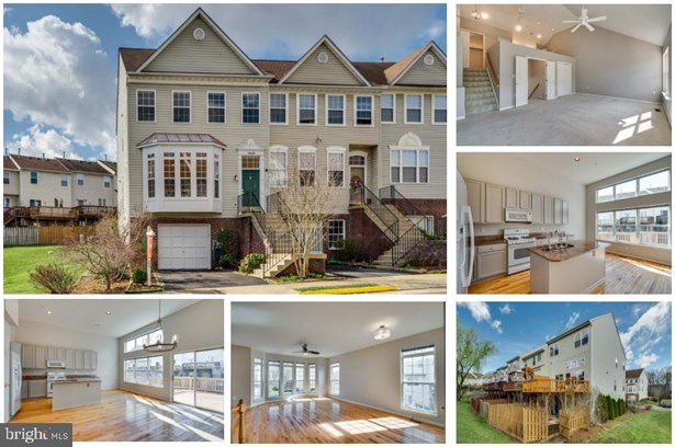 Townhouse, End of Row/Townhouse - CENTREVILLE, VA