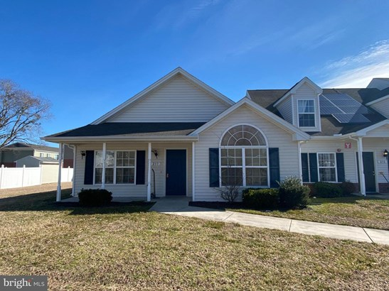 Townhouse, End of Row/Townhouse - POCOMOKE CITY, MD