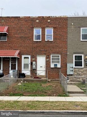 Townhouse, Interior Row/Townhouse - WASHINGTON, DC