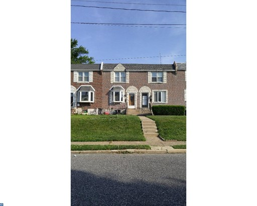 Row/Townhouse, Colonial - GLENOLDEN, PA (photo 1)