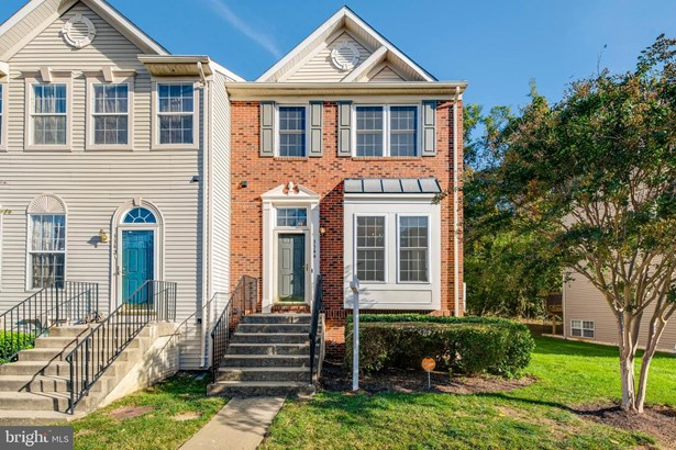 Townhouse, End of Row/Townhouse - LAUREL, MD