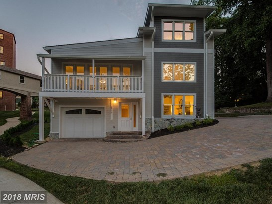 Contemporary, Detached - SILVER SPRING, MD (photo 1)