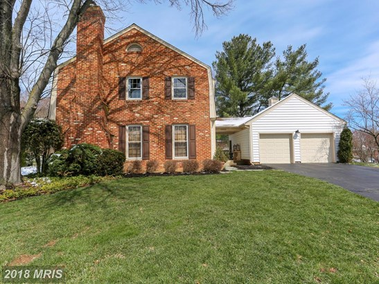 Colonial, Detached - MONTGOMERY VILLAGE, MD (photo 1)