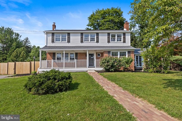Detached, Single Family - PLYMOUTH MEETING, PA