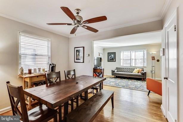 Twin/Semi-Detached, Single Family - WASHINGTON, DC