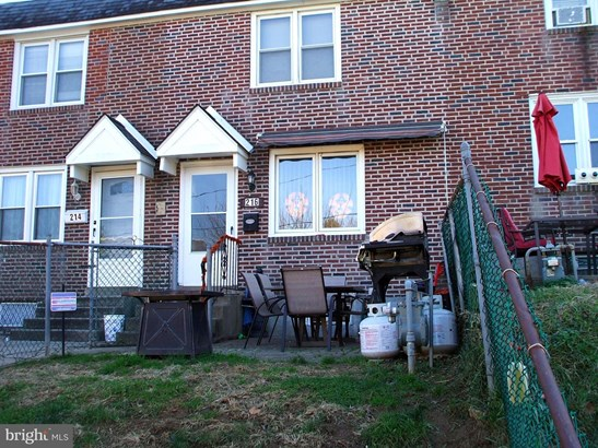 Townhouse, Interior Row/Townhouse - CLIFTON HEIGHTS, PA