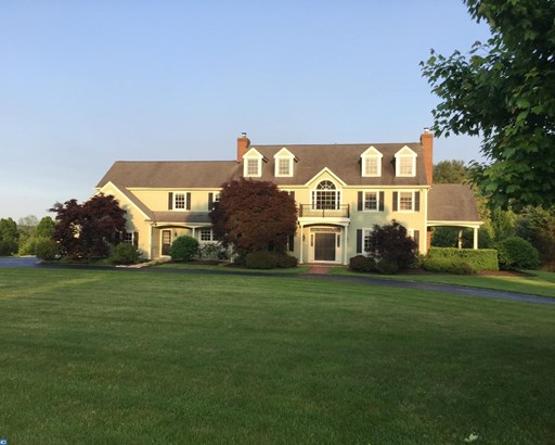 Colonial,Farm House, Detached - GLENMOORE, PA (photo 1)