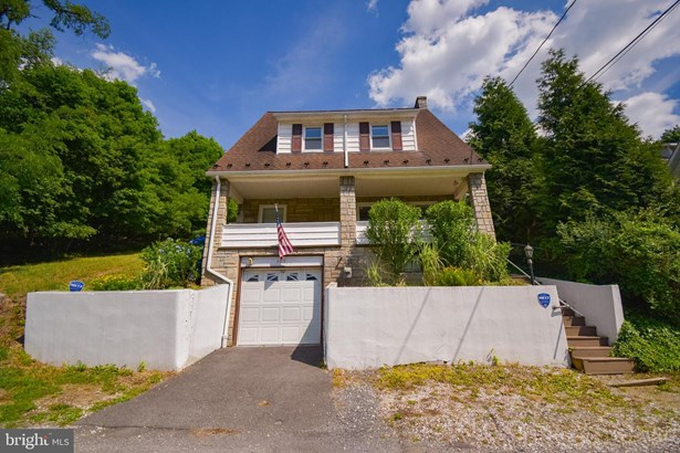 Detached, Single Family - CUMBERLAND, MD