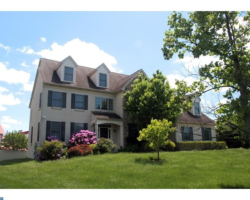 Colonial, Detached - BLUE BELL, PA (photo 3)
