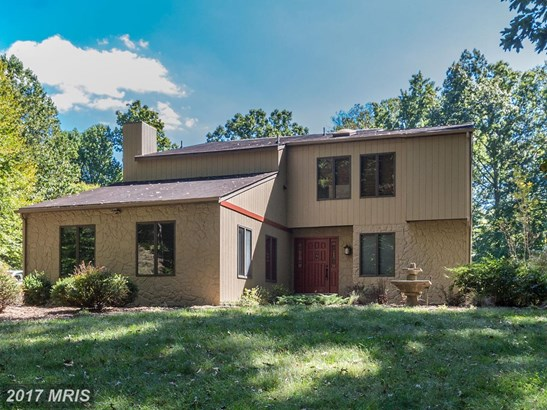 Contemporary, Detached - OWINGS, MD (photo 1)