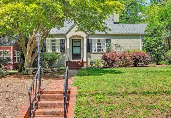 Bungalow, Cape Cod, Single Family - Richmond, VA