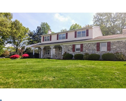 Colonial,Traditional, Detached - RICHBORO, PA (photo 1)