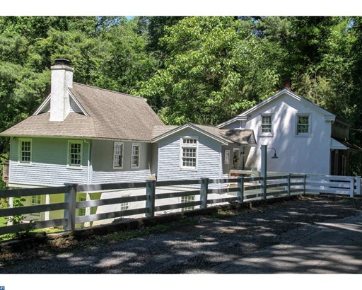 Cape Cod,Farm House, Detached - CHESTER SPRINGS, PA (photo 1)