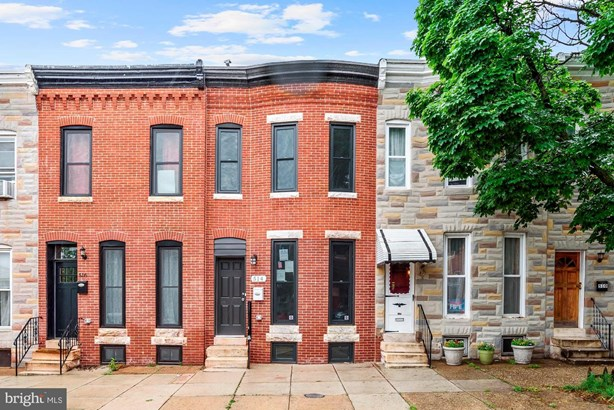 Townhouse, Row/Townhouse - BALTIMORE, MD