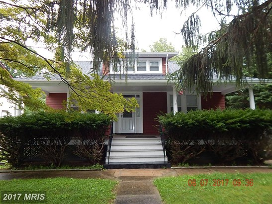 Traditional, Detached - PIKESVILLE, MD (photo 1)