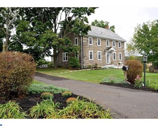 Farm House, Detached - DOYLESTOWN, PA (photo 1)