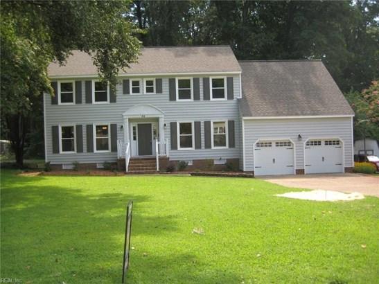 Traditional, Transitional, Single Family - Newport News, VA (photo 1)