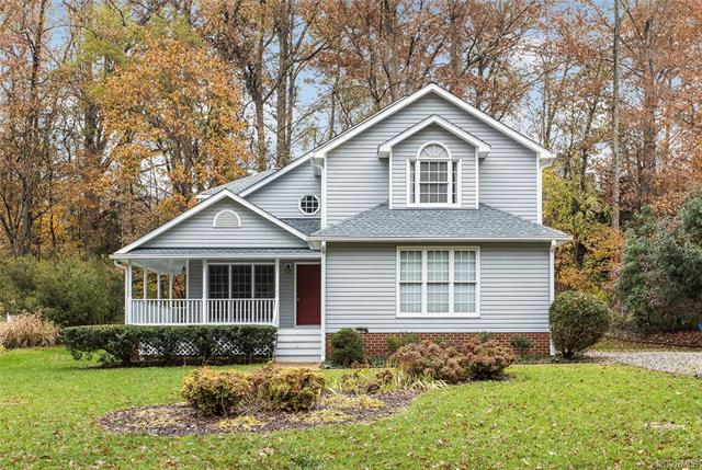 Transitional, Single Family - North Chesterfield, VA