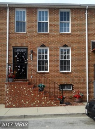 Contemporary, Attach/Row Hse - BALTIMORE, MD (photo 2)