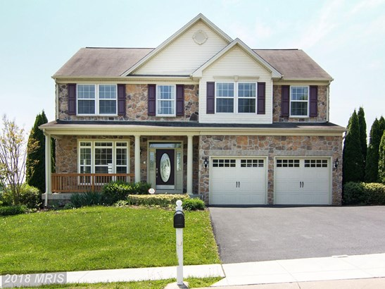 Colonial, Detached - MANCHESTER, MD