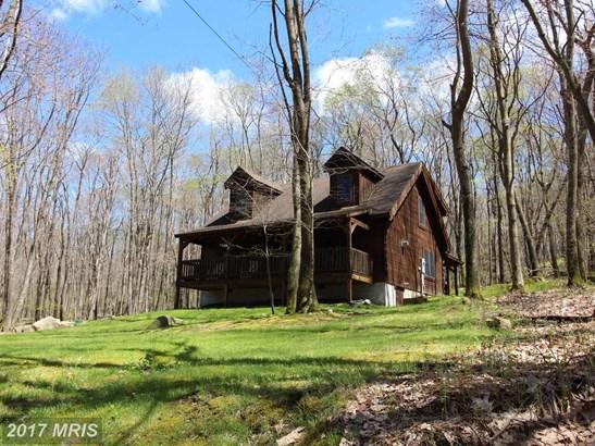Detached, Log Home - TERRA ALTA, WV (photo 2)