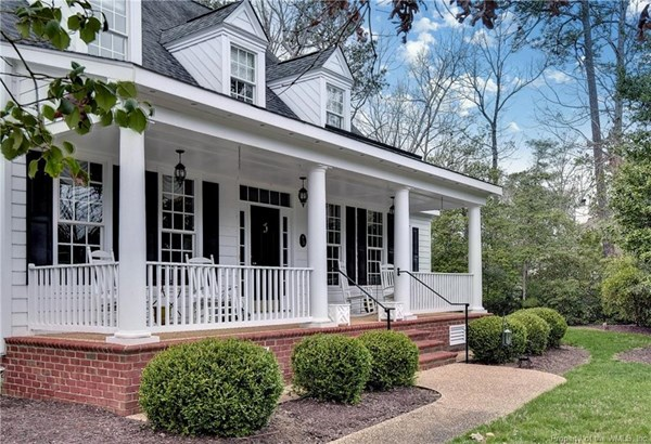 Cape Cod, Transitional, Single Family - toano, VA