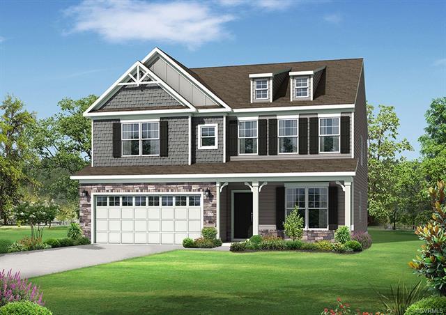 Craftsman, Tri-Level/Quad Level, Single Family - Chesterfield, VA (photo 1)