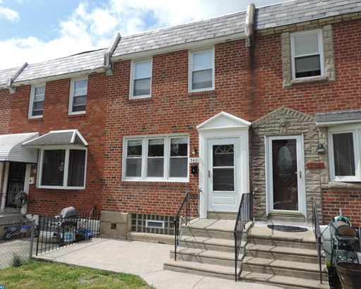 Row/Townhouse, Traditional,AirLite - PHILADELPHIA, PA (photo 1)