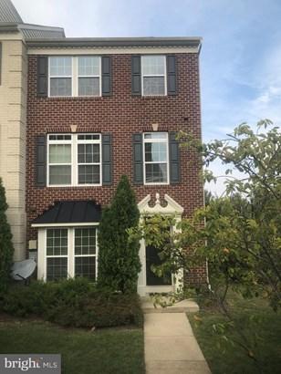 Townhouse, End of Row/Townhouse - WASHINGTON, DC