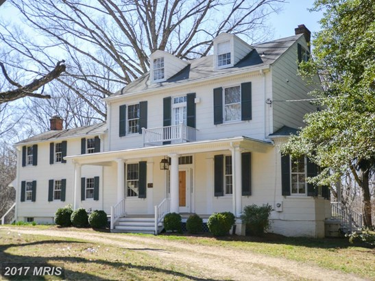 Colonial, Detached - HARWOOD, MD (photo 1)