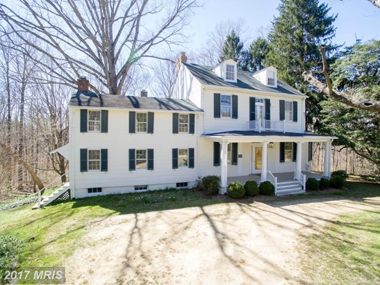 Colonial, Detached - HARWOOD, MD (photo 3)