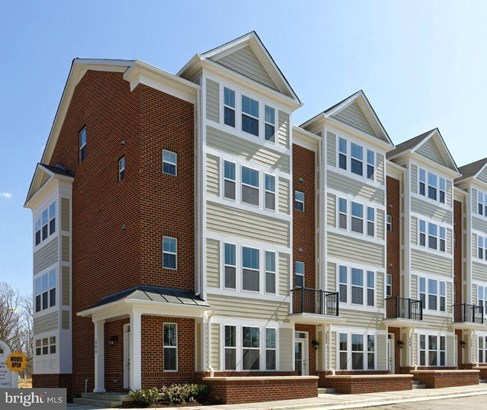 Townhouse, End of Row/Townhouse - ANNAPOLIS, MD