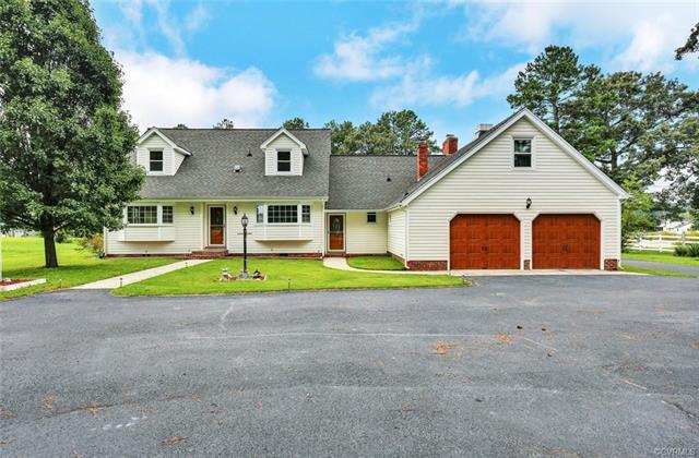 Cape, Single Family - Sutherland, VA