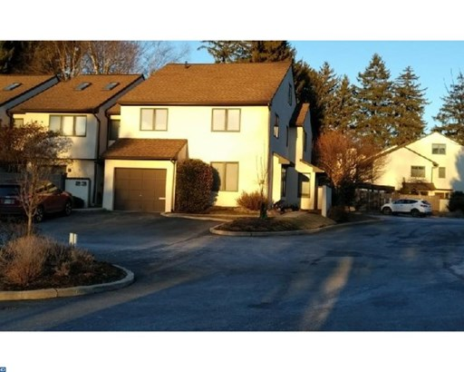 Row/Townhouse/Cluster, Colonial,Contemporary - BRYN MAWR, PA (photo 3)