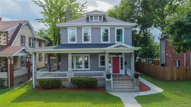 2-Story, Single Family - Richmond, VA