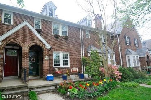 Townhouse, Traditional - BALTIMORE, MD (photo 2)