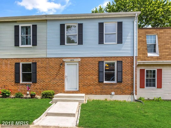 Townhouse, Colonial - SEVERN, MD (photo 1)