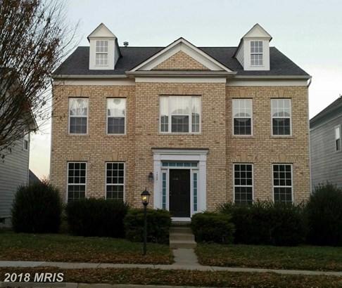 Colonial, Detached - FREDERICKSBURG, VA (photo 1)