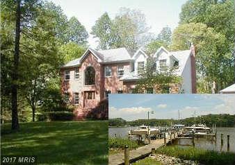 Colonial, Detached - SAINT LEONARD, MD (photo 1)