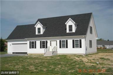 Cape Cod, Detached - DENTON, MD (photo 1)