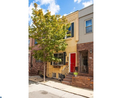 Colonial, Row/Townhouse/Cluster - PHILADELPHIA, PA (photo 1)