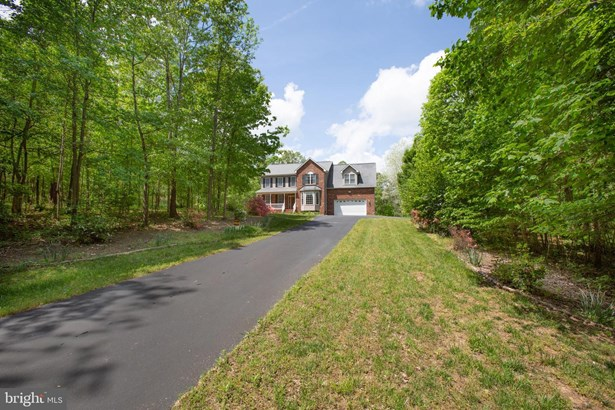 Detached, Single Family - SPOTSYLVANIA, VA