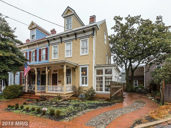 Semi-Detached, Colonial - ANNAPOLIS, MD (photo 1)