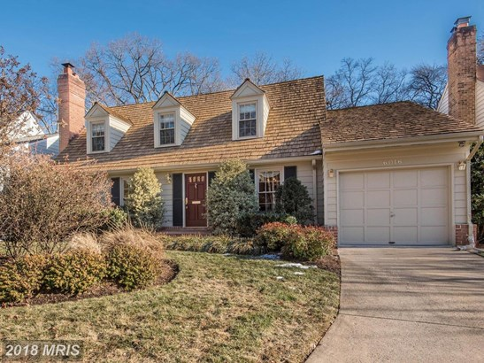 Cape Cod, Detached - ARLINGTON, VA (photo 1)